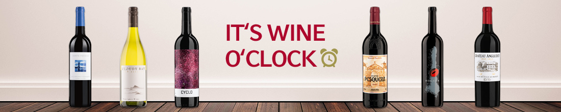 NL It's wine o'clock Mai, 2019