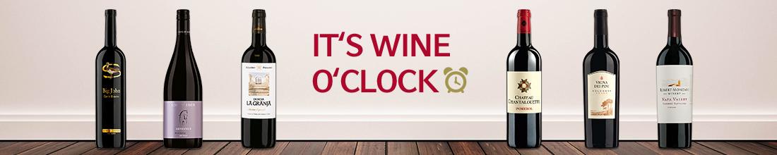 NL It's wine o'clock Juni, 2019