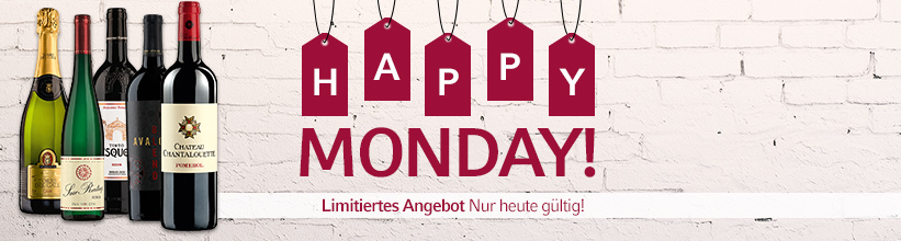 NL Happy Monday KW 34, 2018
