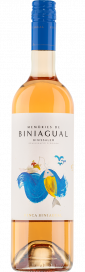 2018 Memòries de Biniagual Rosat Binissalem Mallorca DO Finca Biniagual 750.00