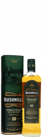 Whiskey Bushmills 10 Years Single Irish Malt 700.00