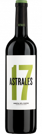2017 Astrales Ribera del Duero DO Bodegas Los Astrales 750.00