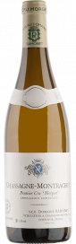 2018 Chassagne-Montrachet Morgeot 1er Cru AOC Blanc Domaine Jean-Claude Ramonet 750.00