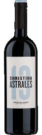 2013 Christina Ribera del Duero DO Bodegas Los Astrales 6000.00