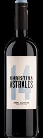 2014 Christina Ribera del Duero DO Bodegas Los Astrales 6000.00