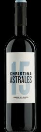 2015 Christina Ribera del Duero DO Bodegas Los Astrales 6000.00