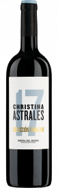 2017 Christina Ribera del Duero DO Bodegas Los Astrales 750.00
