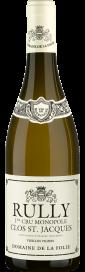 2018 Rully Clos St-Jacques Monopole 1er Cru AOC Blanc Domaine de la Folie 750.00