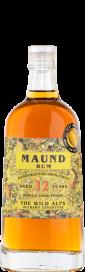 Rum Maund 12 Years Single Cask Finish The Wild Alps 500.00