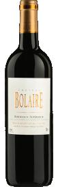 2013 Château Bolaire Bordeaux Supérieur AOC 750.00