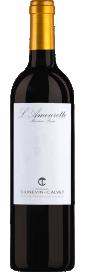 2017 L'Amourette Côtes du Roussillon Villages AOC Domaine Thunevin-Calvet 750.00