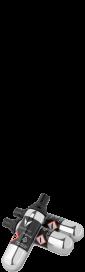 CORAVIN (TM) Patronen (3 Stück) CORAVIN (TM) Capsules (3 pièces)