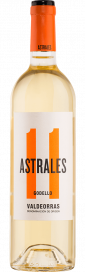 2011 Astrales Godello Valdeorras DO Bodegas Los Astrales 750.00