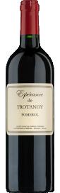 2016 Espérance de Trotanoy Pomerol AOC Second vin du Château Trotanoy 750.00