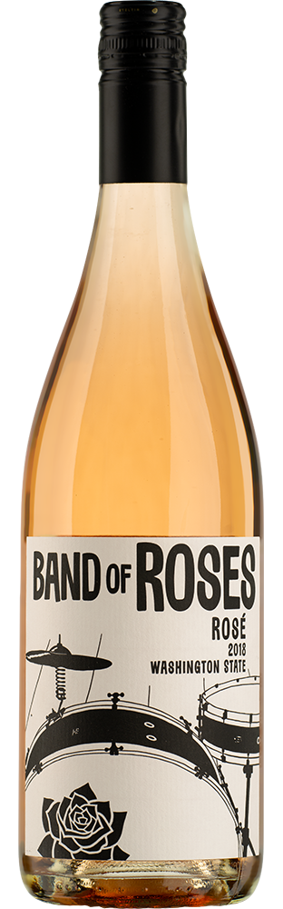 2018 Band of Roses Rosé Washington State Charles Smith Wines 750.00