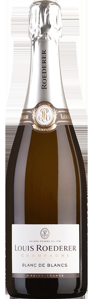 2011 Champagne Blanc de Blancs Brut vintage Louis Roederer 750.00