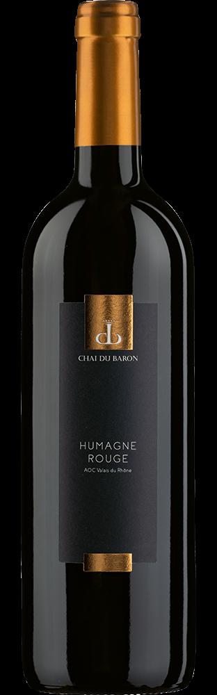 2019 Humagne Valais du Rhône AOC Chai du Baron 750.00