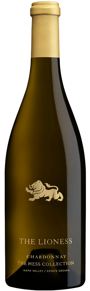 2017 The Lioness Chardonnay Napa Valley The Hess Collection Winery 750.00