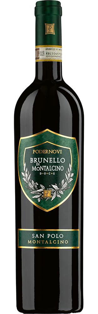 2015 Brunello di Montalcino DOCG Podernovi Poggio San Polo 750.00