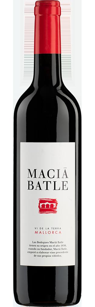 2019 Macià BatleTinto VT Mallorca Bodegues Macià Batle 750.00
