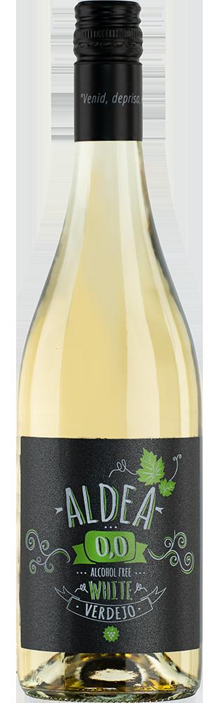 WHITE ALDEA 0% alcohol Producto de Aldea 750.00