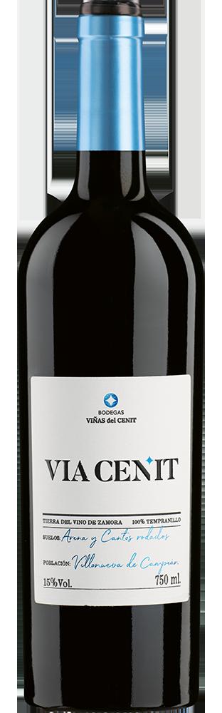 2017 Via Cenit Tierra del Vino de Zamora DO Bodegas Cenit 750.00