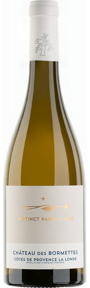 2019 Château des Bormettes Blanc Instinct Parcellaire