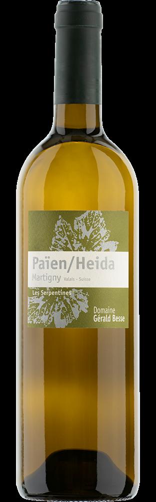 2018 Païen/Heida Les Serpentines Martigny Valais AOC Domaine Gérald Besse 750.00