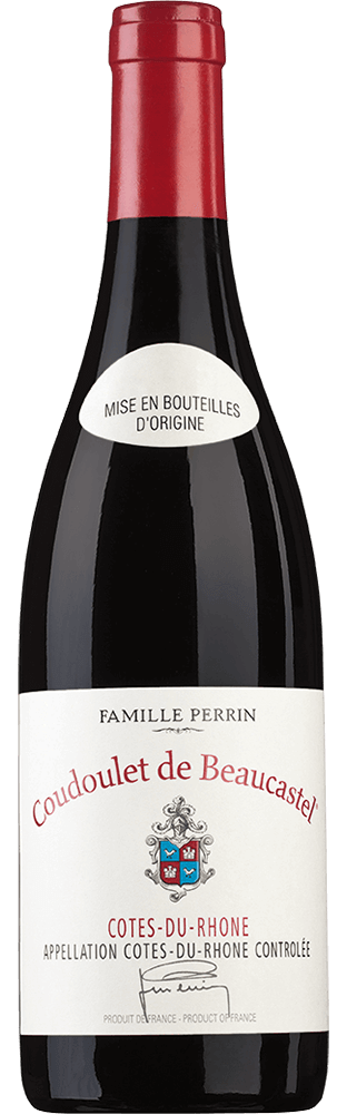 2017 Coudoulet de Beaucastel Côtes-du-Rhône AOC Château de Beaucastel Famille Perrin 1500.00