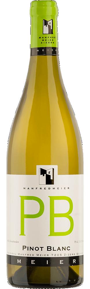 2019 Pinot Blanc Graubünden AOC Weinbau Manfred Meier 750.00