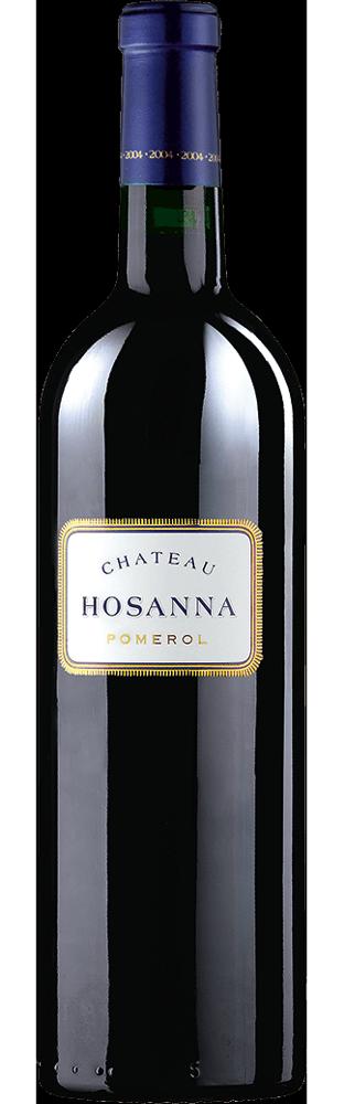 2014 Château Hosanna Pomerol AOC 750.00
