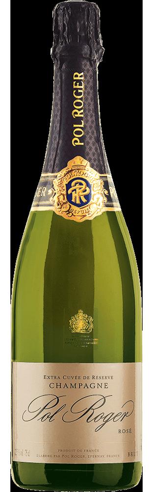 2012 Champagne Rosé Vintage Brut Pol Roger 750.00
