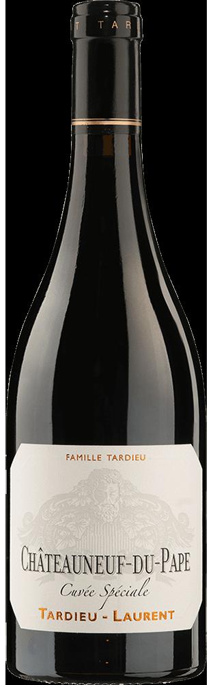 2017 Châteauneuf Cuvée Spéc.Tardieu-L. Cuvée Spéciale Tardieu-Laurent 750.00