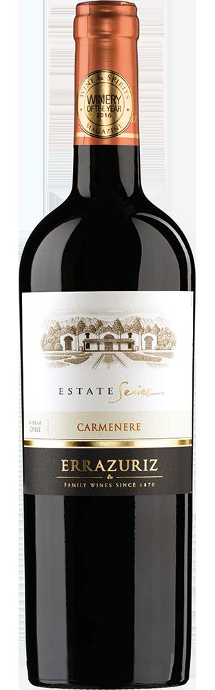 2017 Carmenère Estate Series Valle de Aconcagua DO Viña Errázuriz 750.00
