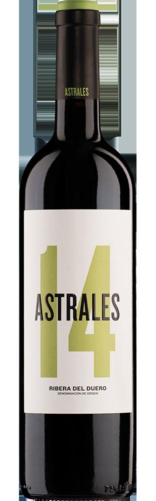 2014 Astrales Ribera del Duero DO Bodegas Los Astrales 3000.00