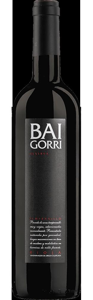 2013 Baigorri Reserva Rioja DOCa Bodegas Baigorri 750.00