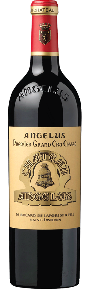 2015 Château Angélus 1er Grand Cru Classé A St-Emilion AOC 750.00