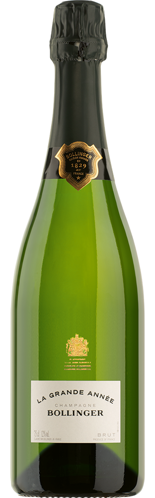 2012 Champagne Brut Grande Année Bollinger 750.00