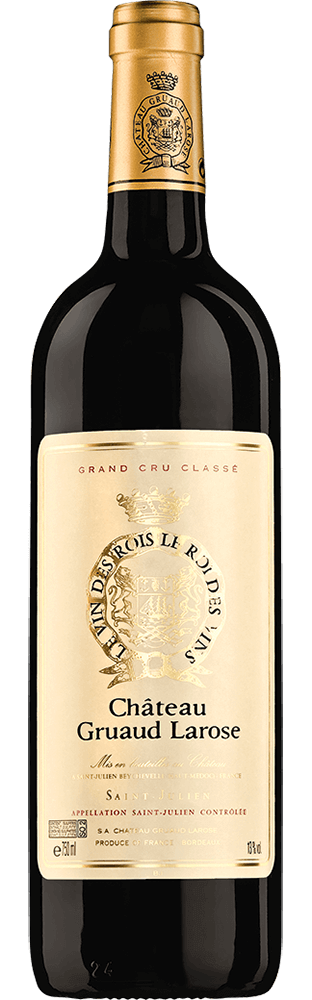 2008 Château Gruaud-Larose 2e Cru Classé St-Julien AOC 750.00
