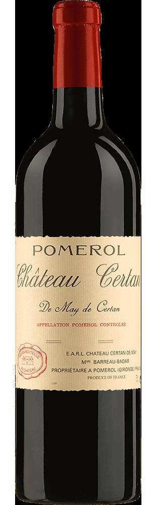 2018 Château Certan de May de Certan Pomerol AOC 750.00