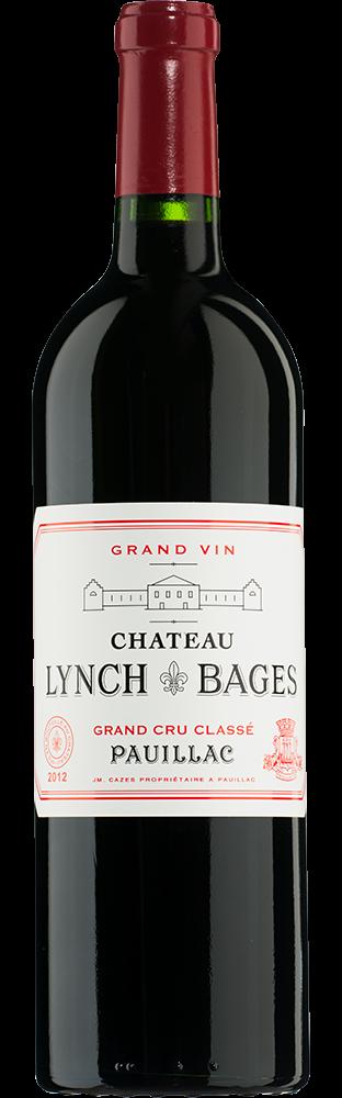 2018 Château Lynch-Bages 5e Cru Classé Pauillac AOC 750.00