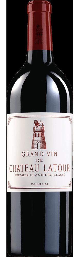2005 Château Latour 1er Cru Classé Pauillac AOC 750.00