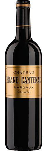 2017 Château Brane-Cantenac 2e Cru Classé Margaux AOC 750.00