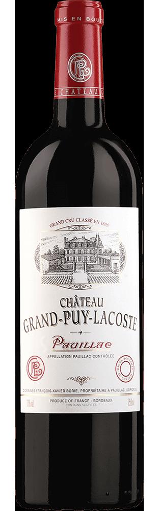 2016 Château Grand-Puy-Lacoste 5e Cru Classé Pauillac AOC 750.00