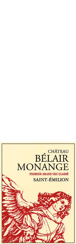 2012 Château Bélair-Monange 1er Grand Cru Classé B St-Emilion AOC 750.00