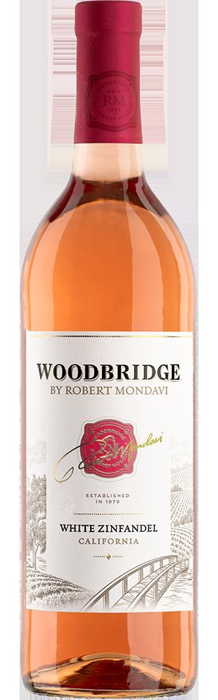 White Zinfandel California Robert Mondavi Woodbridge 750.00