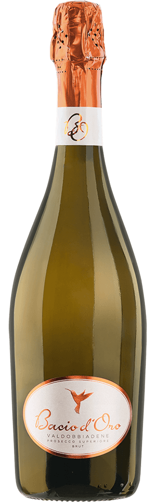 Bacio d'Oro Prosecco Superiore Valdobbiadene DOCG Perlage (Bio) 750.00