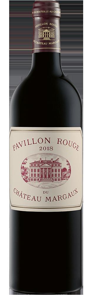 2018 Pavillon Rouge du Château Margaux Margaux AOC 750.00
