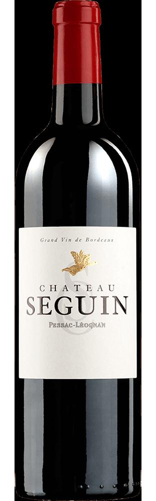 2018 Château Seguin Pessac-Léognan AOC 750.00