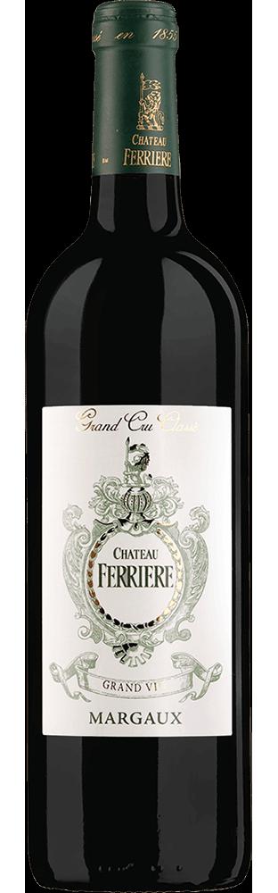 2017 Château Ferrière 3e Cru Classé Margaux AOC 750.00